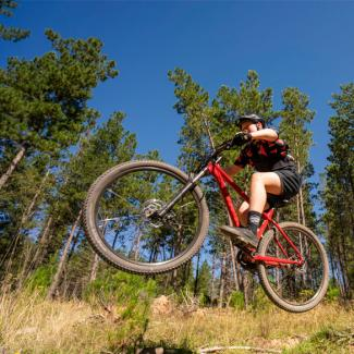 Mountain biking in Tumbarumba - Mason's Hill